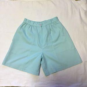 80s vintage mom high waisted natty calif shorts